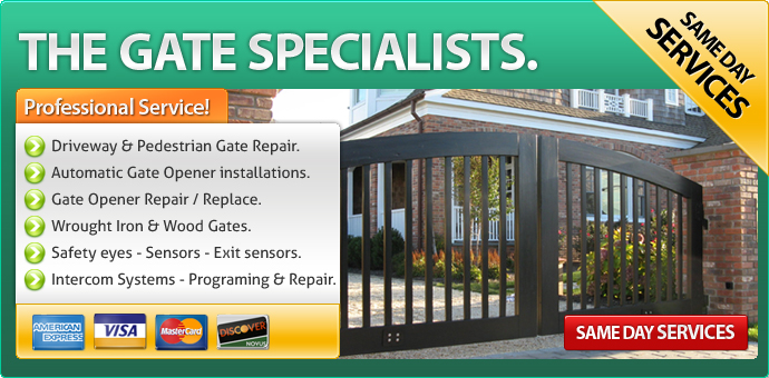 Gate repair Wayne PA